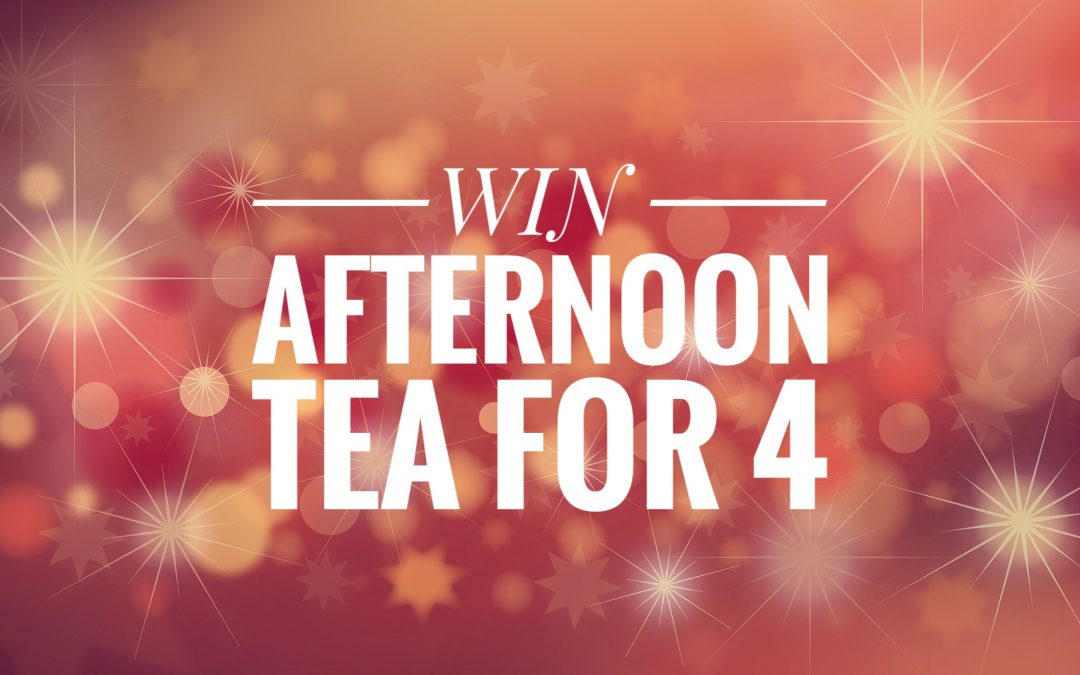 WIN Afternoon Tea for 4!